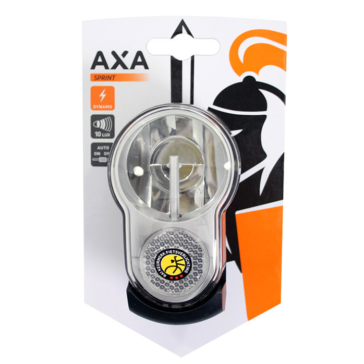 Axa Koplamp Sprint Auto LED - Zwart