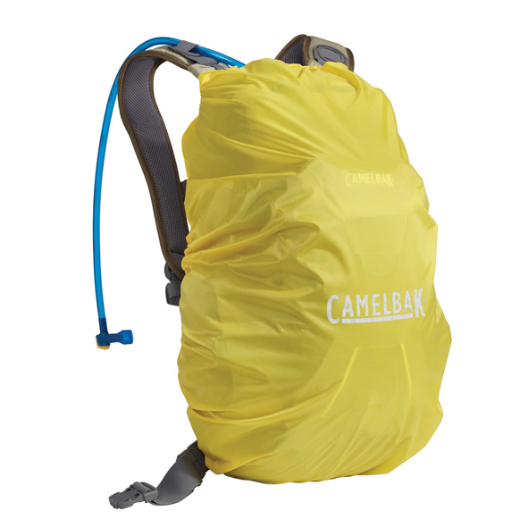 Camelbak Regenhoes Small/Medium Helder Geel