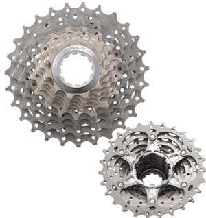 Shimano Cassette Dura Ace CS-7900 11/21 tands 10 Speed