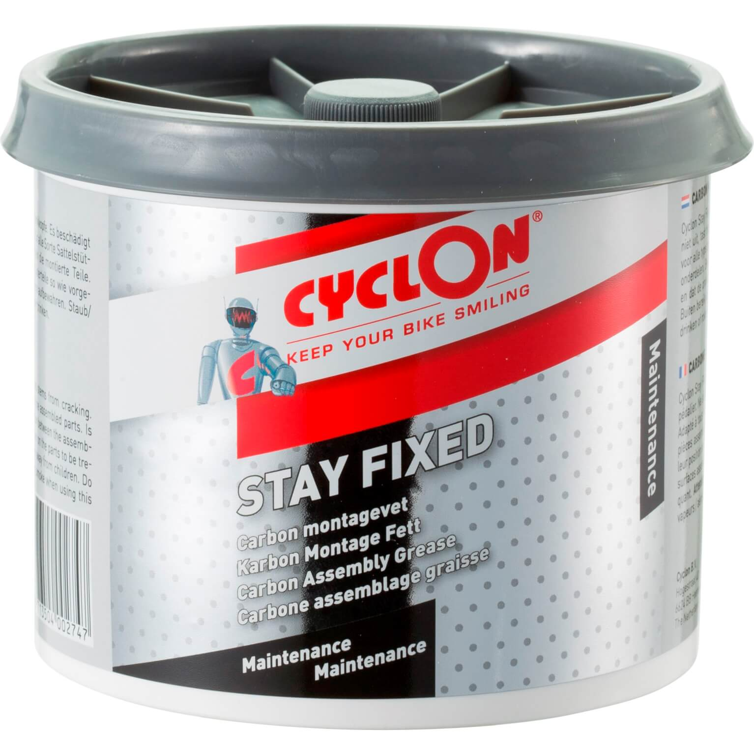 Cyclon Stay Fixed carbon pasta 500ml