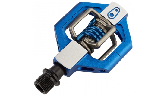 CrankBrothers Pedaal Candy 3 - Blauw/Zilver