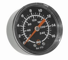 SKS Manometer 3037 - tot 16 bar