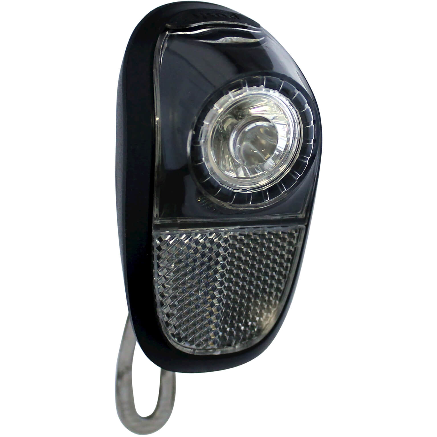 Union Koplamp Mobile Plus LED met Batterijen - Zwart