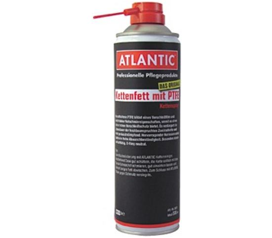 Atlantic Kettingvet met PTFE spuitbus 500ml