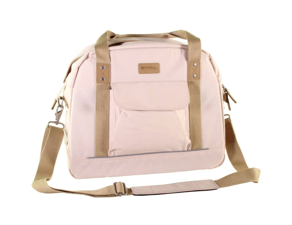 Basil Fietstas Portland Business Bag 19L - Creme Wit