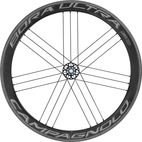 Campagnolo Bora Ultra 50 Achterwiel Full Carbon -Tubular
