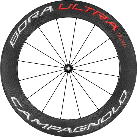 Campagnolo Bora Ultra 80 Voorwiel Full Carbon - Bright