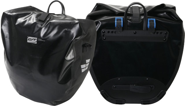 Contec Travel Waterproof Pakaf Tas 20L - Zwart
