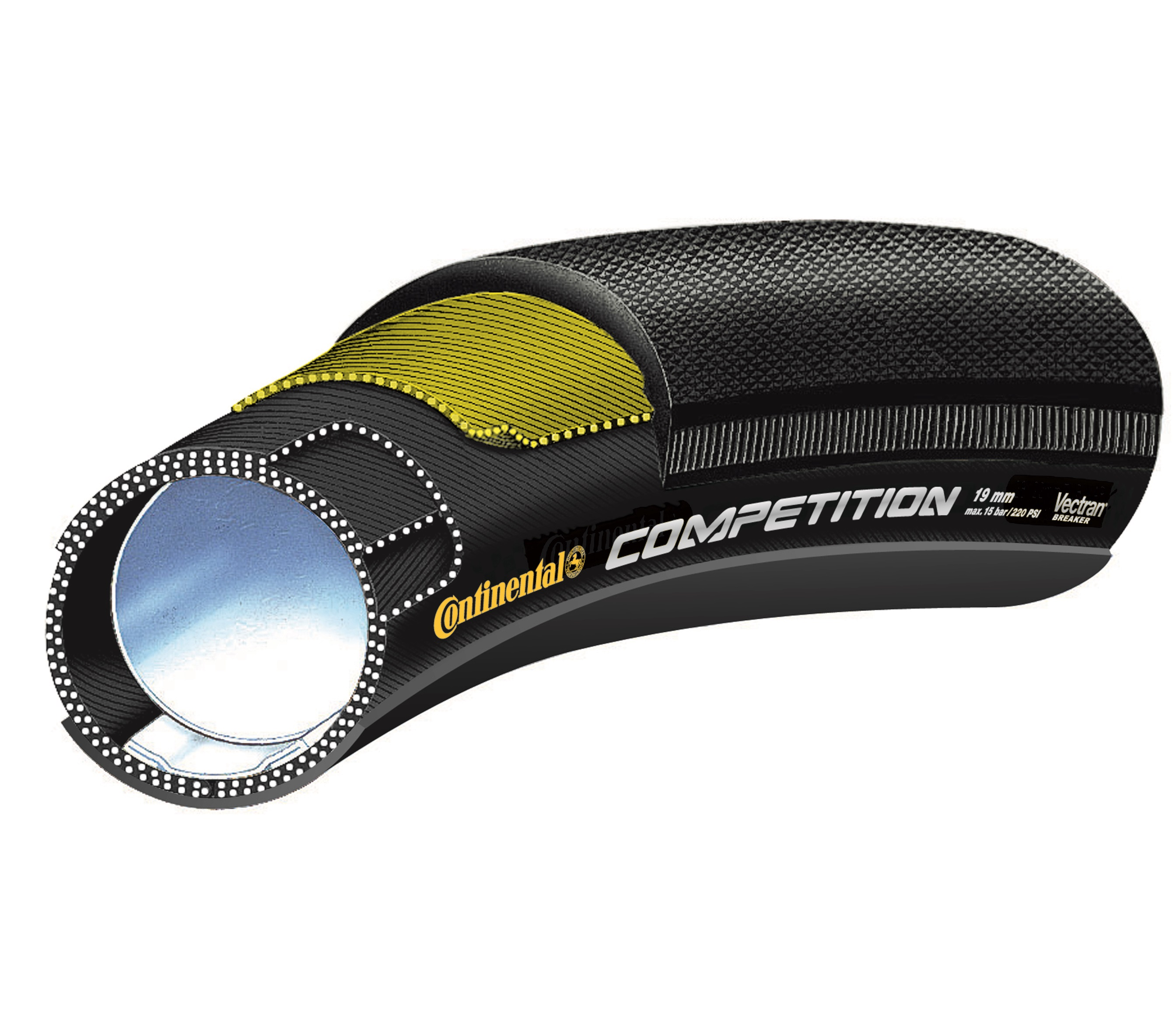 Continental Tubular Competition 28\