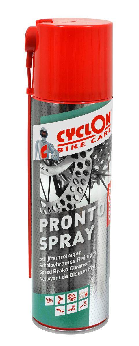 Cyclon Rijwielolie Rem Pronto Spray - 250ml