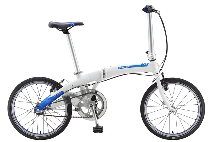 Dahon Vouwfiets Curve i3 20 Inch 3V - Frost White