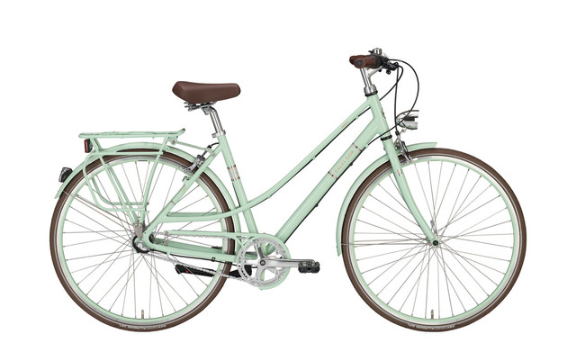 Excelsior Fancy Damesfiets 55cm 3V - Mint