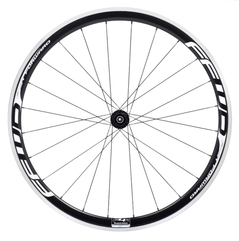 FFWD F4R Achterwiel Clincher DT240S 11V Campagnolo - Wit