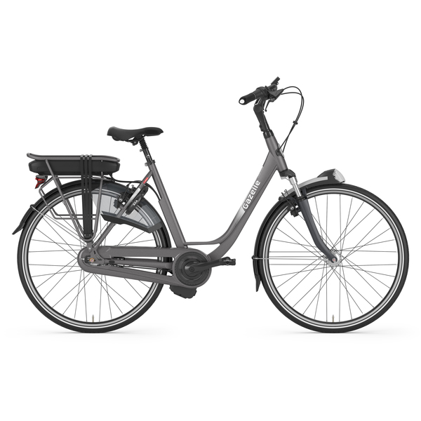 Gazelle Orange C8 HMI Dames E-Bike 53cm 8V - Mat Eclipse Zw