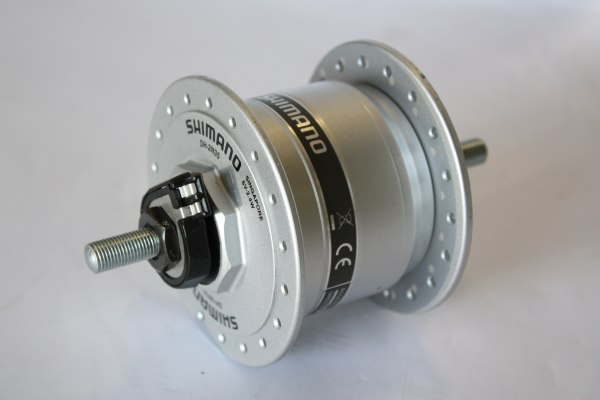 Gazelle Voornaaf Shimano ADH2N35DS Auto-L