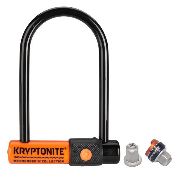Kryptonite Beugelslot Messenger Mini 9.5cmx16.5cm