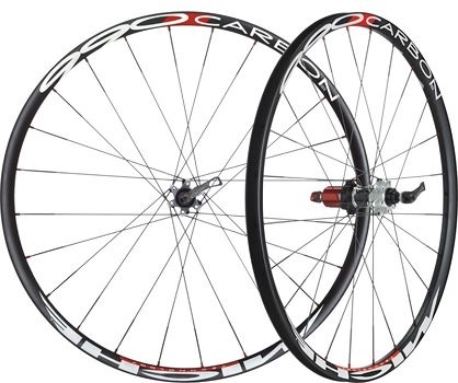 Miche 990 MTB Wielset Carbon Tubeless 8/9/10V Shimano-Zwart