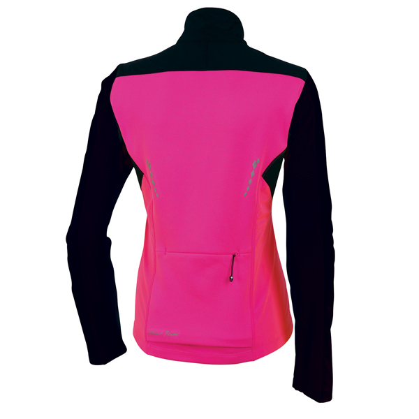 Pearl Izumi Jack Select Thermal Barrier Roze/Zwart - XL