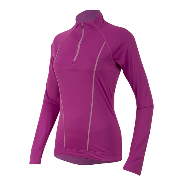 Pearl Izumi Pursuit Running Shirt Dames Paars - Maat L