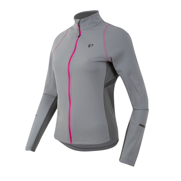 Pearl Izumi Select Escape Thermal Jersey Dames Grijs - XL