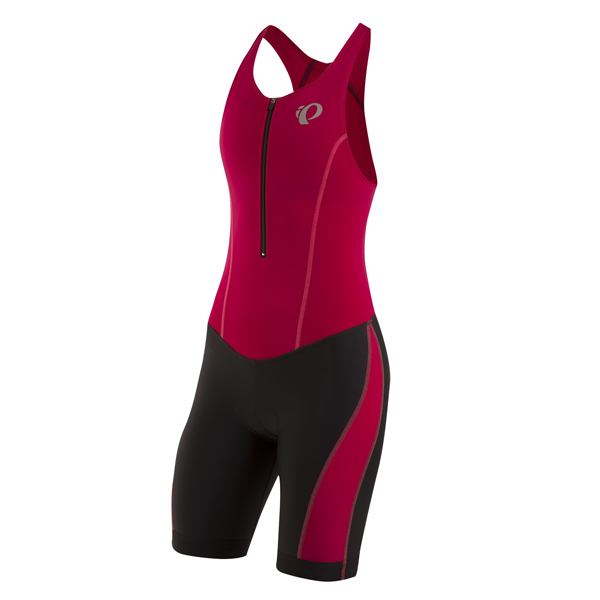 Pearl Izumi Select Pursuit Triathlon Pak Rood/Zwart - S