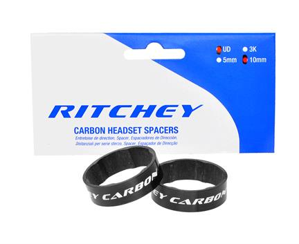 Ritchey Spacer WCS UD Carbon 1 1/8 Inch 10mm (2)