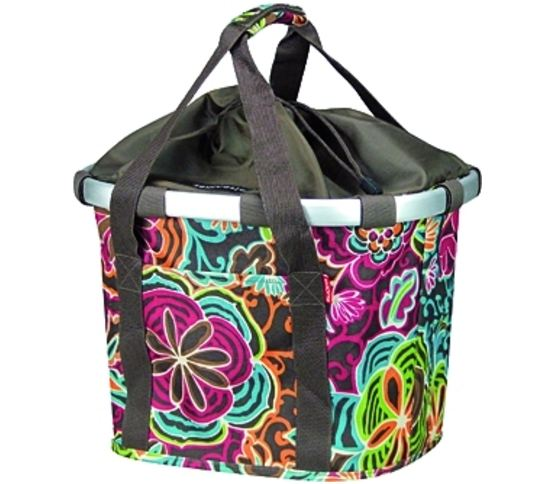 Rixen & Kaul Reisenthel Shopping Bag Bikebasket Flora