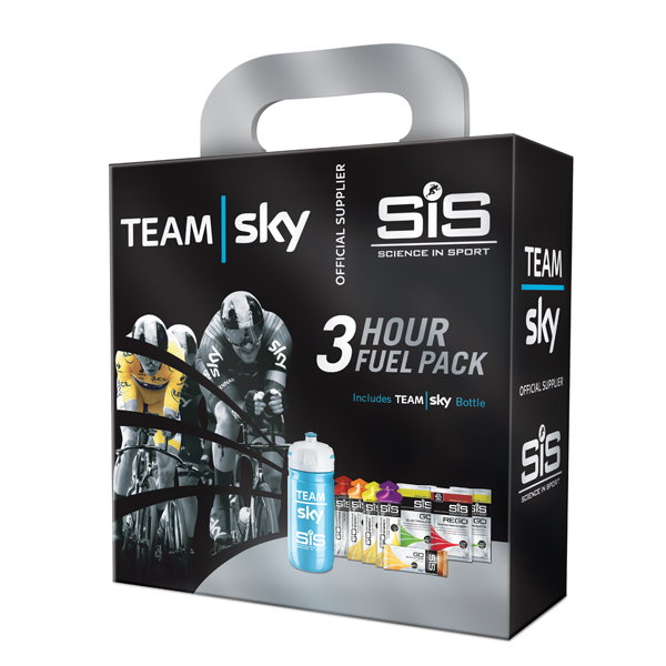 Scienceinsport Team Sky 3 Hour Fuel Pack Sportvoeding