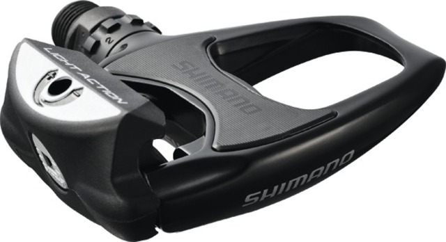 Shimano Pedalen SPD-SL PD-R540 Light Action Zwart
