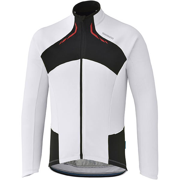 Shimano Shirt Thermal Winter LM Wit - Maat M
