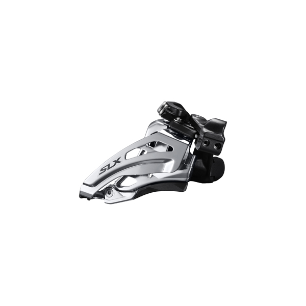 Shimano Voorderailleur SLX M677 2x10V 34.9 LC FP 66-69 38T