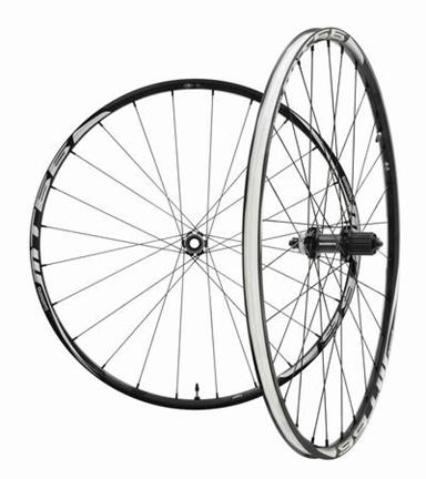 Shimano Wielset WH-MT66 29er CL-Disc 15mm E-Thru/QR - Zwar