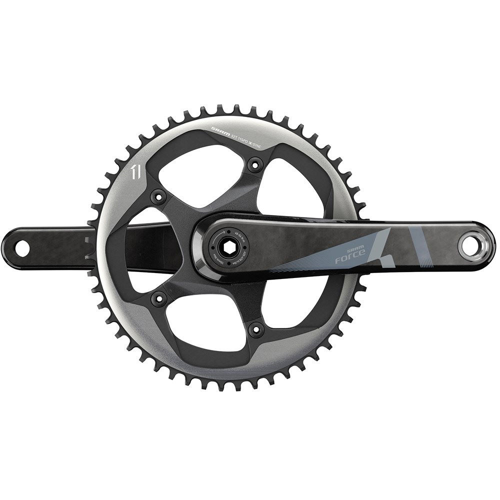 Sram Crankstel Force 1 BB30 50T 170mm 10/11V - Grijs