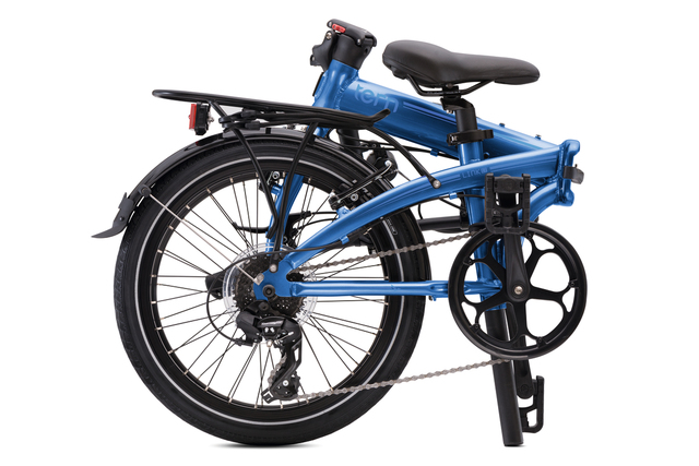 Tern Link C8 Vouwfiets 20 Inch 8V - Donker Blauw