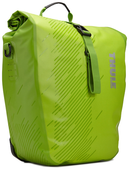 Thule Pakaftas Set Shield Pannier Large Chartreuse