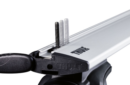 Thule T-Track Adapter Power-Grip / Fast-Grip 20x20mm