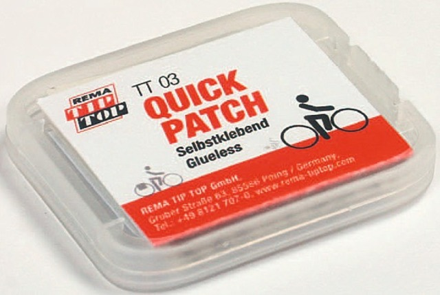 Tip-Top Reparatiedoos Assortiment TT03 Quick Patch Enkel VP