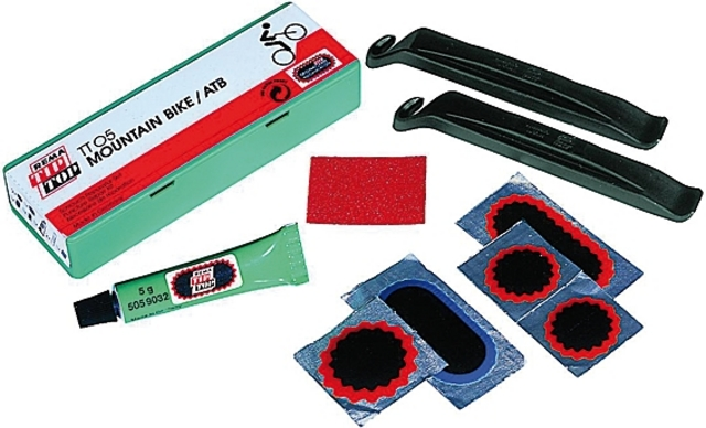 Tip-Top Reparatiedoos Assortiment TT05 Mountainbike