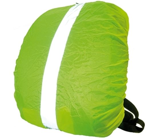 Wowow Reflectie Rugzakhoes Bag Cover 35x48x16cm Geel