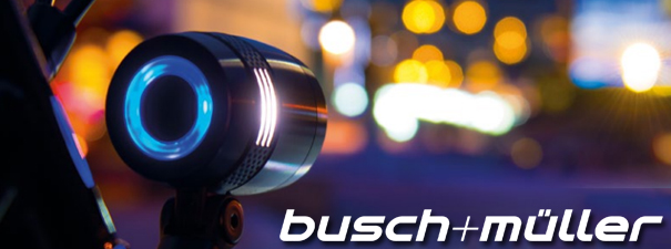 Busch&Müller Bicycle Lights