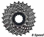 Campagnolo Cassette 8 Speed