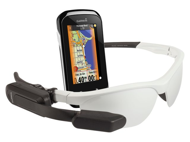 Garmin Varia Vision In-Sight Display Sportcomputer