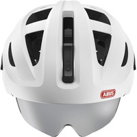 Abus Fietshelm Invizz Ascent Wit Large (58-62 cm)