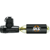 SKS CO2 Pomp Airbuster incl. 16g Patroon - Zwart