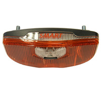 Smart Achterlicht Plus LED TL280R 2xAAA 80mm Montage