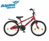 Alpina Comet Children's Bicycle