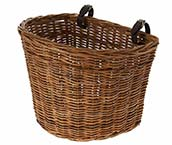 Basil Bicycle Wicker Basket