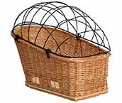 Basil Dog Bicycle Basket
