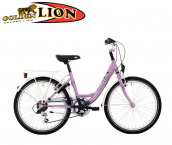Bici Golden Lion