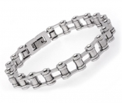 Bicycle Chain Bracelet